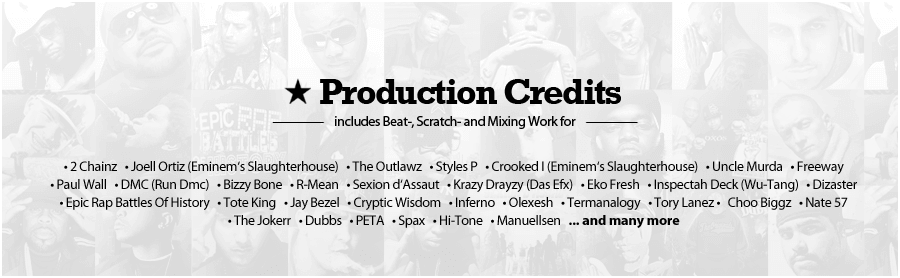 PRODUCTION CREDITS