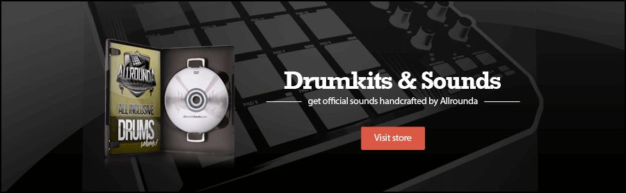 DRUMKITS & SOUNDS